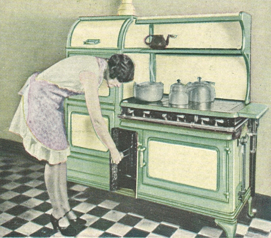 Pacific Stove Works